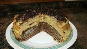 Receta: tarta de frixuelos